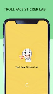 Troll Face Stickers Lab Apk Download 2021 3