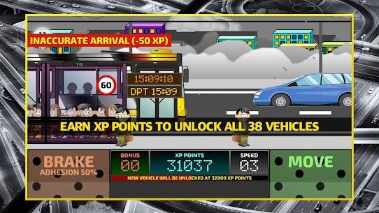 City Bus Driving Simulator 2D – coach driver sim Apk Download 2