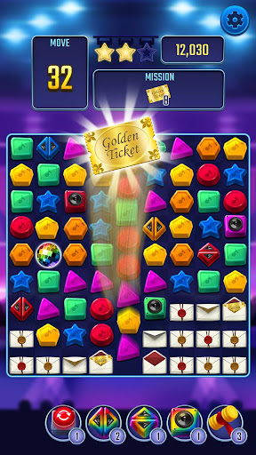 Puzzle Idol - Match 3 Star 1.2.3 screenshots 5
