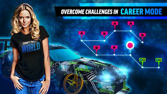 Drift Max World – Drift Racing Game Mod 3.0.2 Apk [Unlimited Money] 3