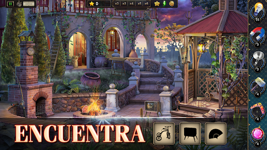 Objetos Escondidos: Coastal Hill Misterio Screenshot
