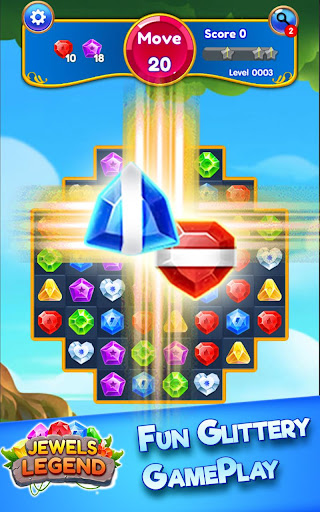 Switch Jewels Match 3: Adventure  screenshots 10