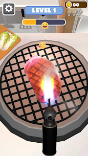 Master Grill MOD (Unlimited Money) 1