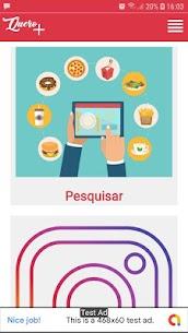 Quero Mais App 1.5 APK with Mod + Data 2