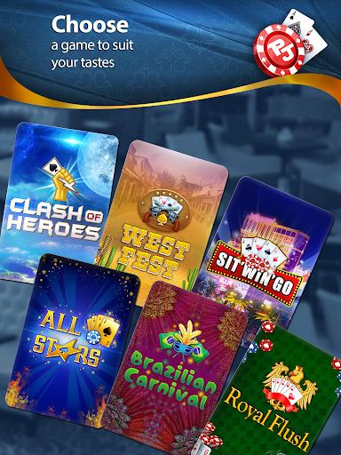 Poker Jet: Texas Holdem and Omaha  Screenshots 7