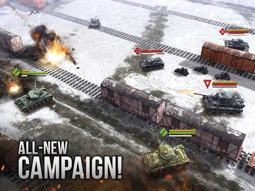 Armor Age: Tank Wars u2014 WW2 Platoon Battle Tactics 1.13.301 screenshots 8