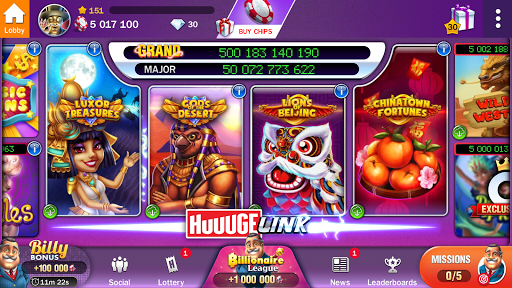 Billionaire Casino Slots - The Best Slot Machines 6.1.2700 screenshots 6