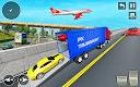screenshot of Crazy Car Transport Truck: Offroad Driving Game