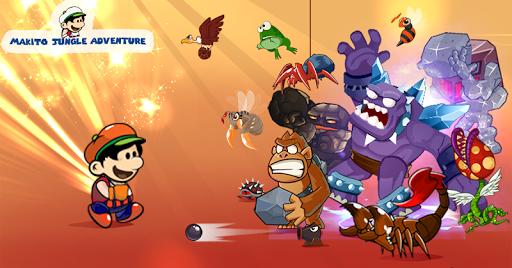 Makito Jungle Adventure 1.0.8 screenshots 4