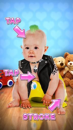 Talking Baby  screenshots 1