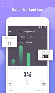 Keep Trainer - Workout Trainer & Fitness Coach 1.32.1 Screenshots 7
