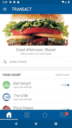 Transact Mobile Ordering 2.0.9 screenshots 1