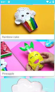 How to make squishies step by step
