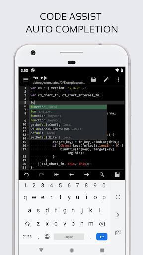 Code Editor 0.4.3 Screenshots 2