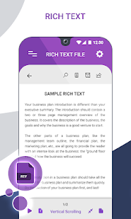 All Documents Viewer: Office Suite Doc Reader 1.4.6 Screenshots 7