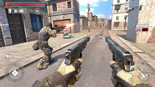 Anti Terrorist Shooting Squad: Shooting Games 2021 1