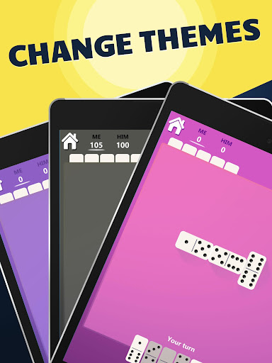 Dominos Game - Best Dominoes android2mod screenshots 9