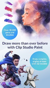 Free Clip Studio Paint – Drawing  Painting app – 5