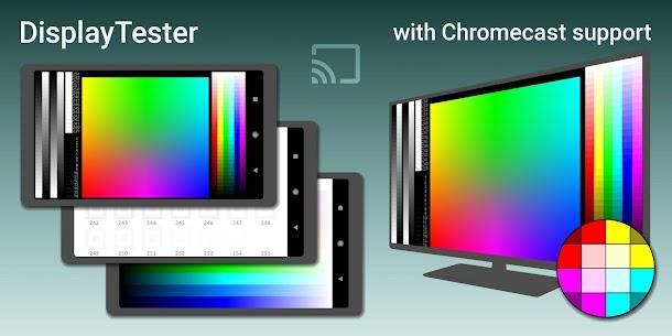 Display Tester 4.40 MOD APK [ PRO UNLOCKED] 2