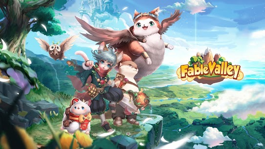 Fable Valley 1.0.6.1 APK (Mod) Newest 1