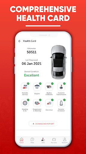 GoMechanic - Car Services, Battery & Tyres apktram screenshots 5