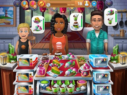 Virtual Families Mod Apk: Cook Off (Unlimited Hats) 8