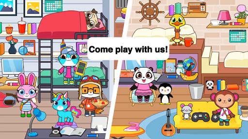 Main Street Pets Village - Meet Friends in Town apkdebit screenshots 4