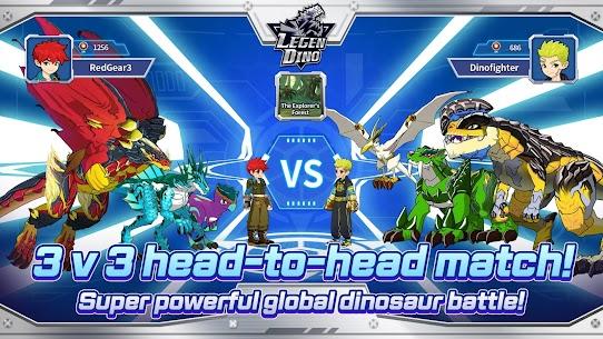 Legendino: Dinosaur Battle 3