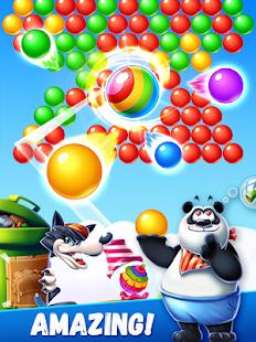 Bubble Match Rescue Panads