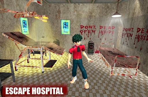 Scary Santa Granny Chapter 2 - Escape Horror House 1.6 screenshots 1