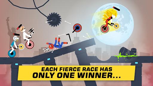 stickman racing screenshot 2