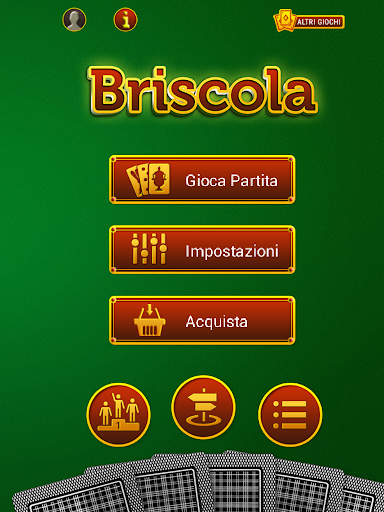 Code Triche Briscola Italiana Gratis (Astuce) APK MOD screenshots 5