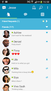 2go Chat - Live Hang Out Now v4.6.3 Screenshots 7