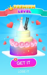 Icing On The Dress For Android (MOD, Unlimited Money) 5