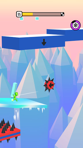 Freeze Rider 1.7.5 screenshots 3