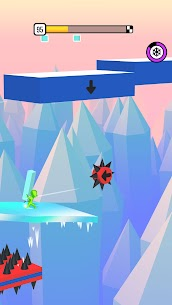 Freeze Rider For Android (MOD, Unlimited Money) 3
