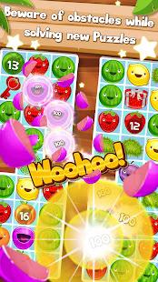 Fruit Pop! Puzzles in Paradise