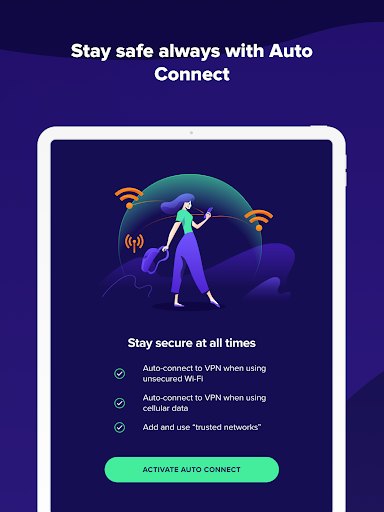 VPN SecureLine by Avast - Security & Privacy Proxy android2mod screenshots 15