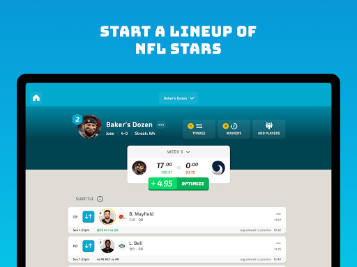 NFL Fantasy Football android2mod screenshots 14