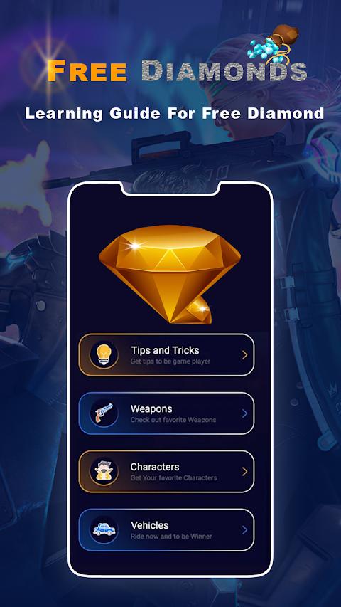 Daily Free Diamonds for Free Guideのおすすめ画像1