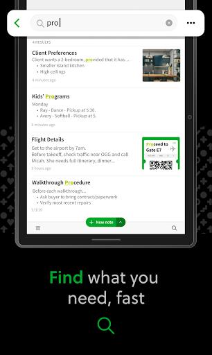 Evernote - Notes Organizer & Daily Planner apktram screenshots 12