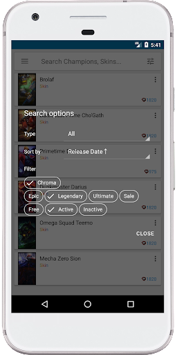 Sale of Legends android2mod screenshots 4
