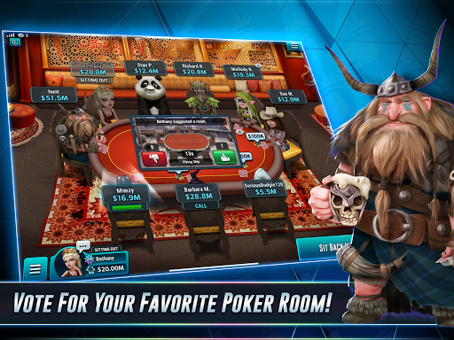 HD Poker: Texas Holdem Online Casino Games apkslow screenshots 5