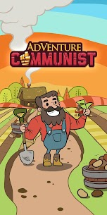AdVenture Communist MOD APK Hack 6.4.0 (MOD, Unlimited Money/Gold) 1