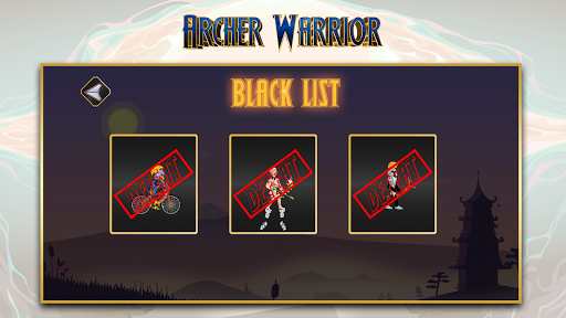The Archer Warrior 1.1.9 screenshots 18