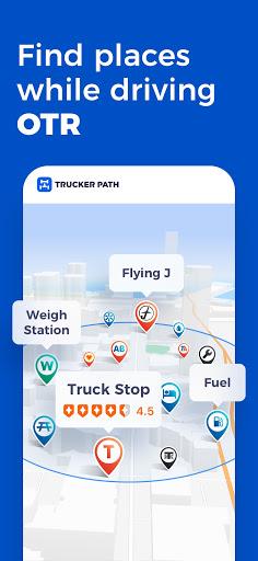 Trucker Path: Truck GPS Truck Stops Weigh Stations apktram screenshots 3
