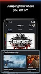 screenshot of Google TV (previously Play Movies & TV)
