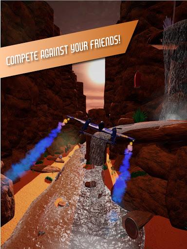 Danger Darrel - Endless Airplane Action Adventure  screenshots 8
