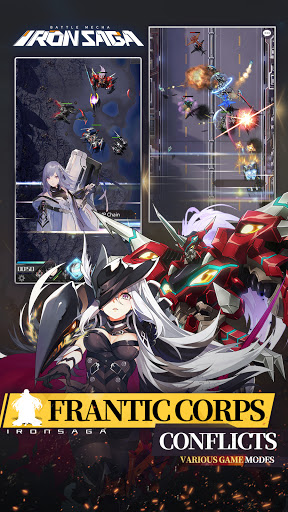Iron Saga u2013 Epic Robot Battler  screenshots 11