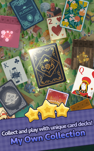 Solitaire Farm Village - Solitaire Collection 1.8.0 screenshots 7